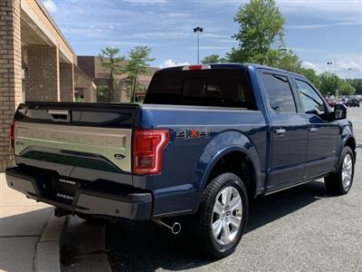 2016 Ford F-150 SuperCrew Cab 4x4, Pickup #CJB0613A - photo 2