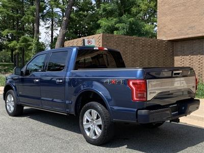 2016 Ford F-150 SuperCrew Cab 4x4, Pickup #CJB0613A - photo 7