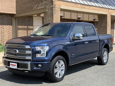 2016 Ford F-150 SuperCrew Cab 4x4, Pickup #CJB0613A - photo 9
