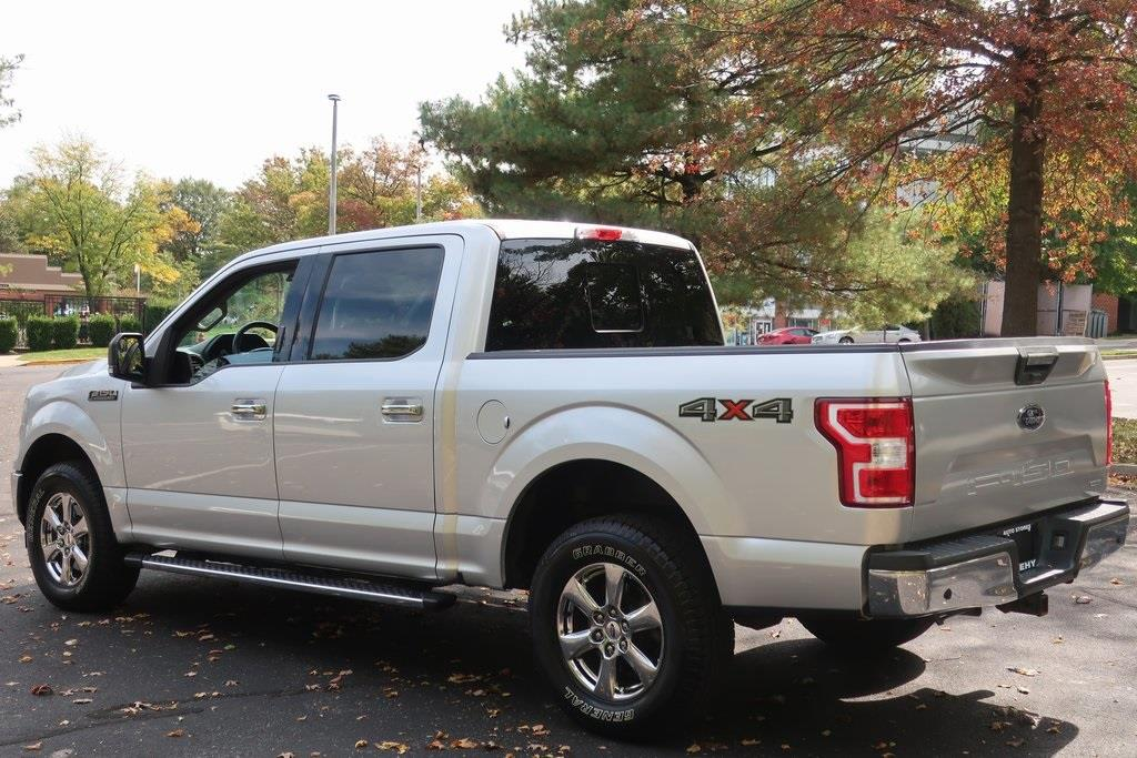 2018 Ford F-150 SuperCrew Cab 4x4, Pickup #CJP2084 - photo 3
