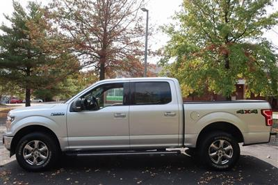2018 Ford F-150 SuperCrew Cab 4x4, Pickup #CJP2084 - photo 18