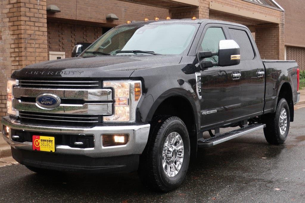 2018 Ford F-250 Crew Cab 4x4, Pickup #CJP2148 - photo 3