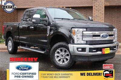 2018 Ford F-250 Crew Cab 4x4, Pickup #CJP2148 - photo 1