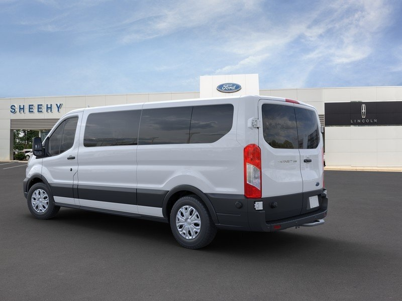 2020 Ford Transit 350 Low Roof RWD, Passenger Wagon #CKA00966 - photo 6