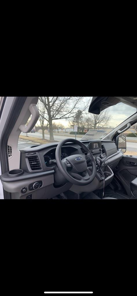 2021 Ford Transit 250 Low Roof 4x2, Empty Cargo Van #CKA02320 - photo 14