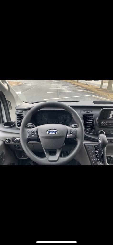 2021 Ford Transit 250 Low Roof 4x2, Empty Cargo Van #CKA02320 - photo 16