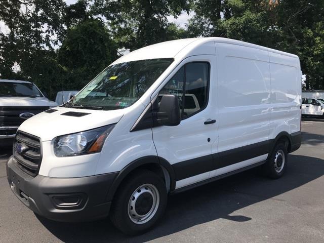 2020 Ford Transit 250 Med Roof RWD, Kargo Master Upfitted Cargo Van #CKA03184 - photo 1