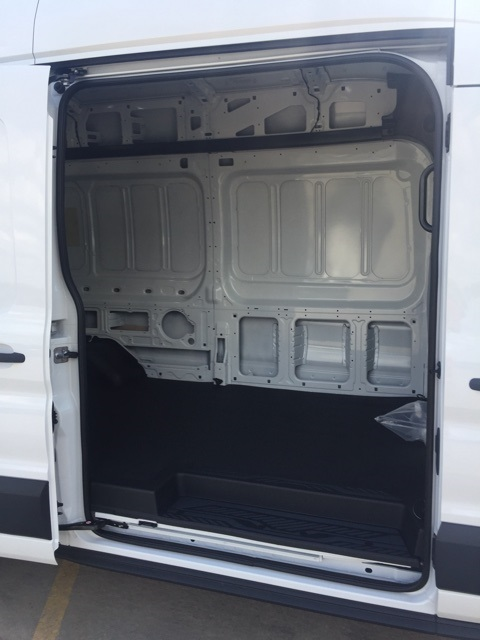 2019 Transit 250 Medium Roof 4x2,  Empty Cargo Van #CKA04441 - photo 11