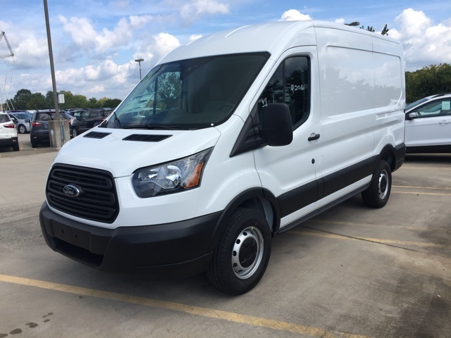 2019 Transit 250 Medium Roof 4x2,  Empty Cargo Van #CKA04441 - photo 4