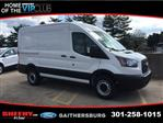 2019 Transit 250 Medium Roof 4x2,  Empty Cargo Van #CKA04441 - photo 1