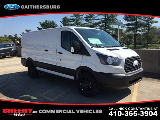 2019 Transit 250 Low Roof 4x2,  Empty Cargo Van #CKA04451 - photo 3