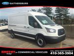 2019 Transit 250 Med Roof 4x2,  Empty Cargo Van #CKA04455 - photo 1