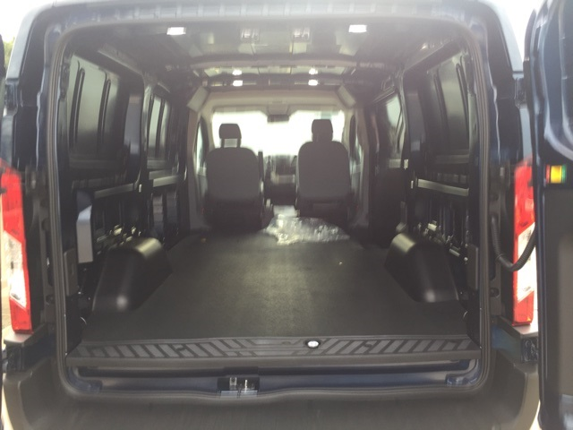 2019 Transit 250 Low Roof 4x2,  Empty Cargo Van #CKA08824 - photo 2