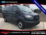 2019 Transit 250 Low Roof 4x2,  Empty Cargo Van #CKA08825 - photo 1