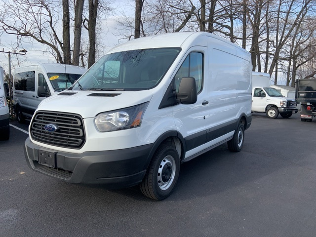 2019 Transit 250 Med Roof 4x2,  Empty Cargo Van #CKA14299 - photo 3