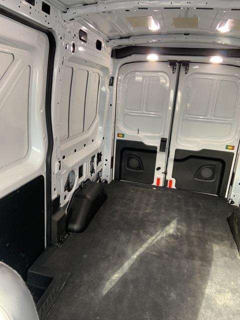 2019 Transit 250 Med Roof 4x2,  Empty Cargo Van #CKA14299 - photo 10