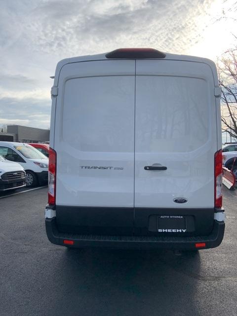2019 Transit 250 Med Roof 4x2,  Empty Cargo Van #CKA14299 - photo 5