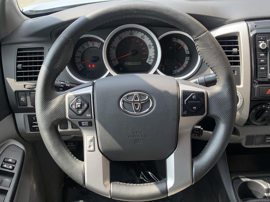 2015 Toyota Tacoma Double Cab 4x4, Pickup #CKA1609A - photo 4