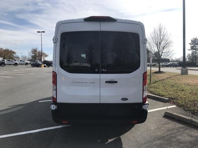 2019 Transit 350 Med Roof 4x2,  Passenger Wagon #CKA17726 - photo 1