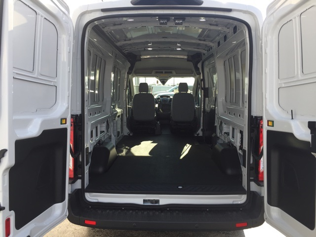 2018 Transit 250 Med Roof 4x2,  Empty Cargo Van #CKA22963 - photo 2