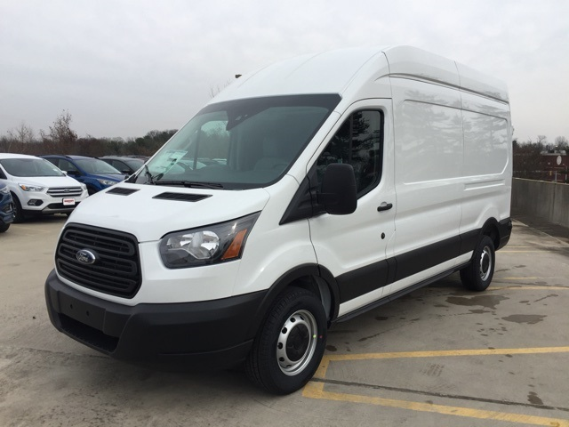 2019 Transit 250 High Roof 4x2,  Empty Cargo Van #CKA30321 - photo 4