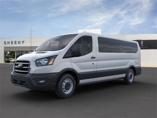 2020 Transit 350 Low Roof RWD, Passenger Wagon #CKA33797 - photo 1