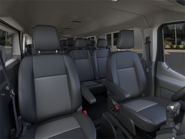 2020 Ford Transit 350 Low Roof RWD, Passenger Wagon #CKA33799 - photo 10