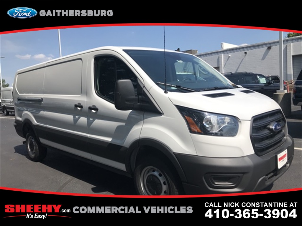 2020 Ford Transit 250 Low Roof RWD, Empty Cargo Van #CKA38767 - photo 1