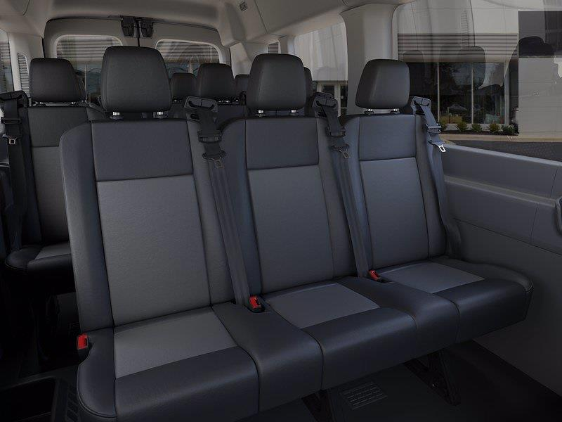 2020 Ford Transit 350 Med Roof 4x2, Passenger Wagon #CKA39093 - photo 11