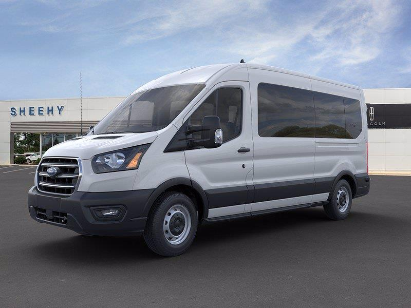 2020 Transit 350 Med Roof RWD, Passenger Wagon #CKA39093 - photo 1