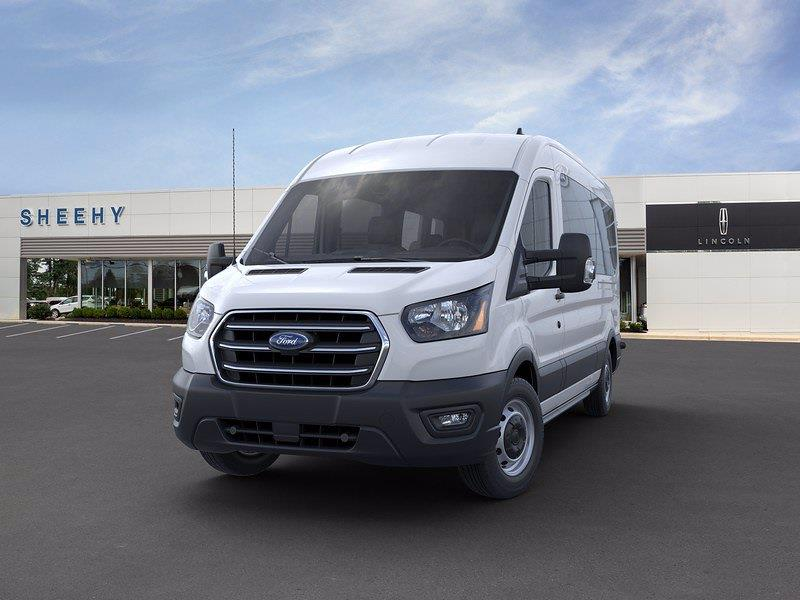 2020 Ford Transit 350 Med Roof 4x2, Passenger Wagon #CKA39093 - photo 5
