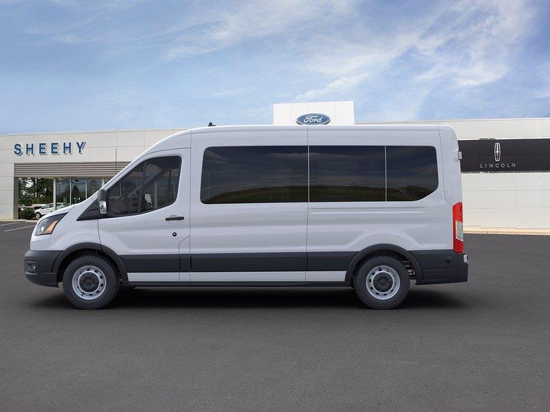 2020 Ford Transit 350 Med Roof 4x2, Passenger Wagon #CKA39093 - photo 6