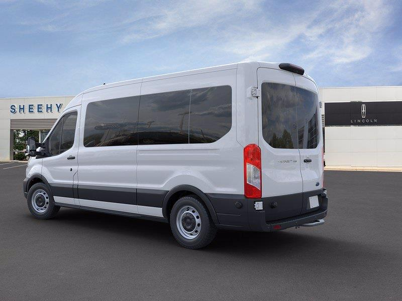 2020 Transit 350 Med Roof RWD, Passenger Wagon #CKA39093 - photo 2