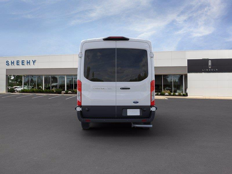 2020 Transit 350 Med Roof RWD, Passenger Wagon #CKA39093 - photo 6