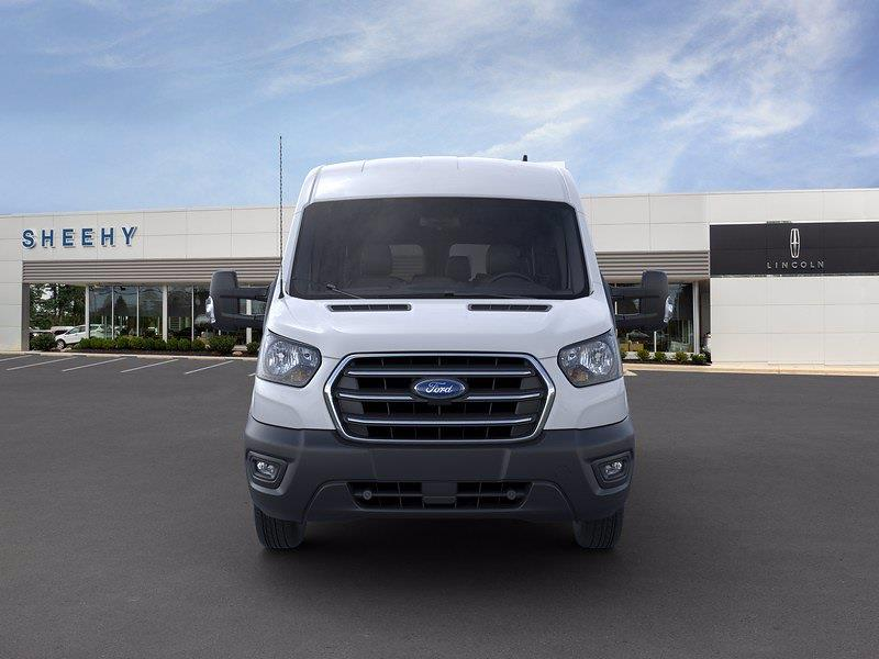 2020 Transit 350 Med Roof RWD, Passenger Wagon #CKA39093 - photo 7