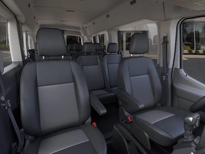 2020 Transit 350 Med Roof RWD, Passenger Wagon #CKA39093 - photo 10