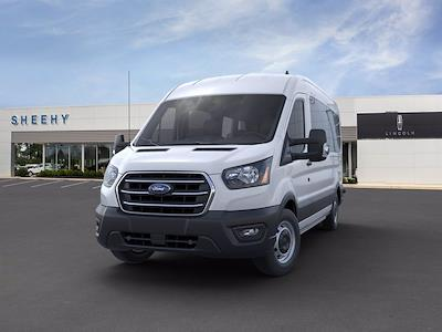 2020 Transit 350 Med Roof RWD, Passenger Wagon #CKA39093 - photo 4