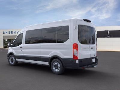 2020 Ford Transit 350 Med Roof 4x2, Passenger Wagon #CKA39093 - photo 4