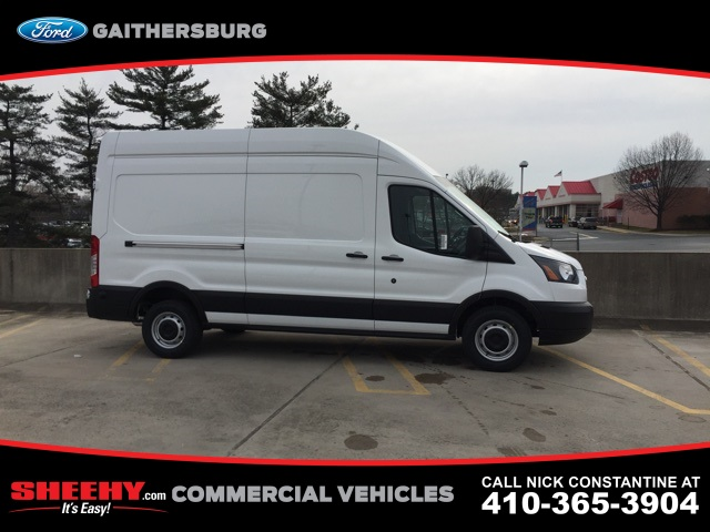 2019 Transit 350 High Roof 4x2,  Empty Cargo Van #CKA41710 - photo 3