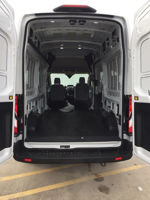 2019 Transit 350 High Roof 4x2,  Empty Cargo Van #CKA41710 - photo 2