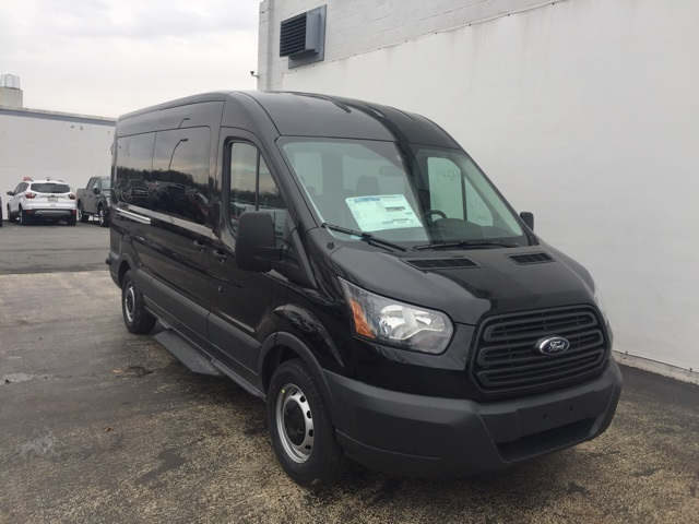 2018 Transit 350 Med Roof,  Passenger Wagon #CKA47281 - photo 4