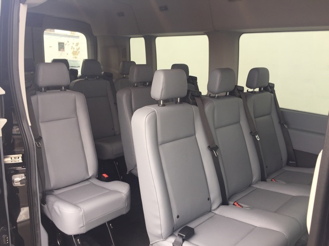 2018 Transit 350 Med Roof,  Passenger Wagon #CKA47281 - photo 8