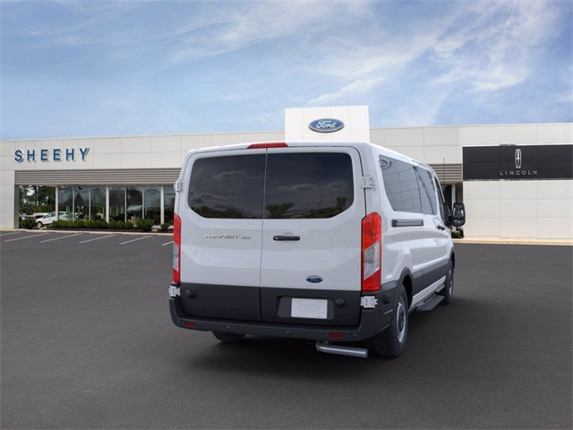 2020 Ford Transit 350 Low Roof RWD, Passenger Wagon #CKA68280 - photo 1