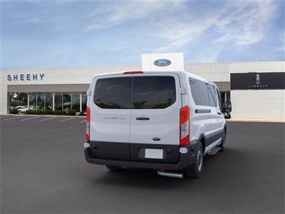 2020 Ford Transit 350 Low Roof RWD, Passenger Wagon #CKA68280 - photo 2