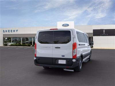 2020 Ford Transit 350 Low Roof RWD, Passenger Wagon #CKA68281 - photo 2