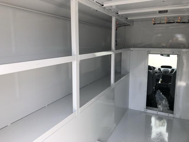 2019 Transit 350 HD DRW 4x2,  Reading Aluminum CSV Service Utility Van #CKA70930 - photo 11