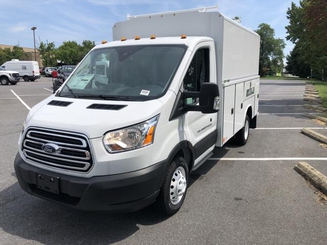 2019 Transit 350 HD DRW 4x2,  Reading Aluminum CSV Service Utility Van #CKA70930 - photo 5