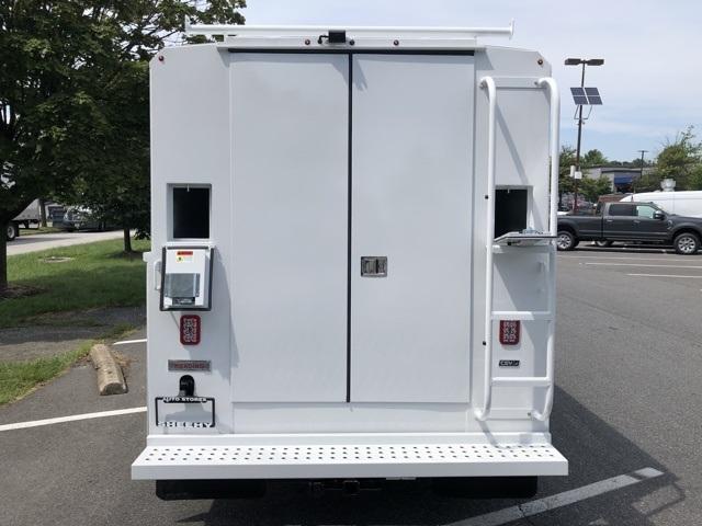 2019 Transit 350 HD DRW 4x2,  Reading Aluminum CSV Service Utility Van #CKA70930 - photo 2