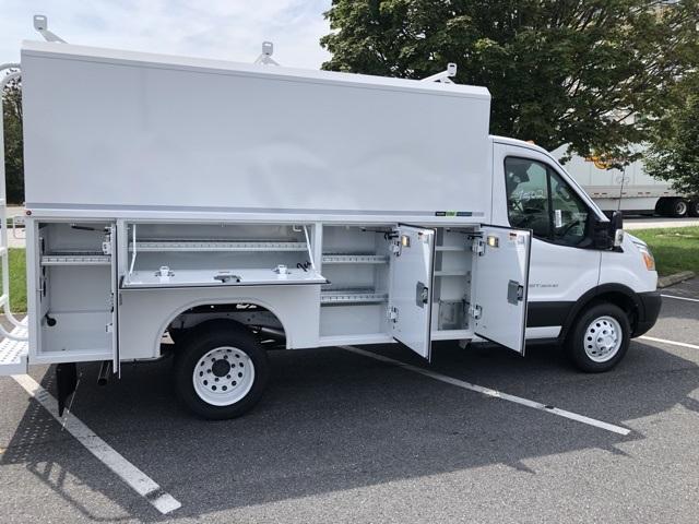 2019 Transit 350 HD DRW 4x2,  Reading Aluminum CSV Service Utility Van #CKA70930 - photo 8