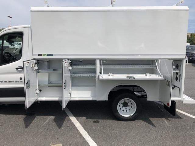 2019 Transit 350 HD DRW 4x2,  Reading Aluminum CSV Service Utility Van #CKA70930 - photo 9
